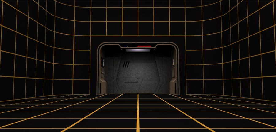 Star Trek Holodeck
