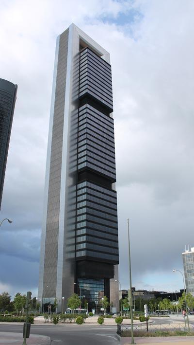 Cuatro Torres - Torre Cepsa