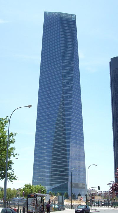 Cuatro Torres - Torre Cristal