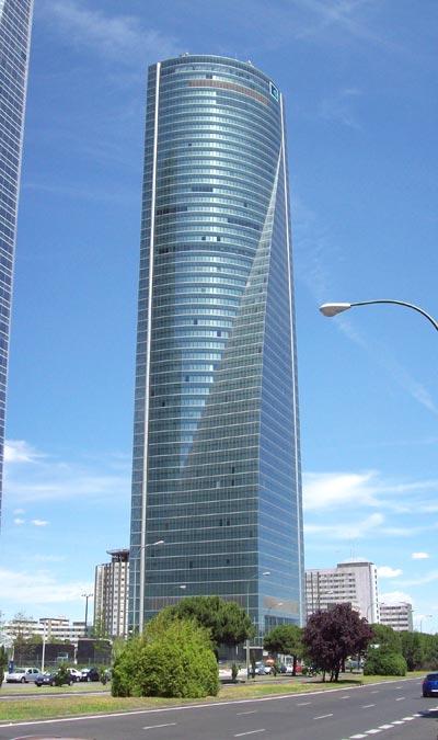 Cuatro Torres - Torre Espacio