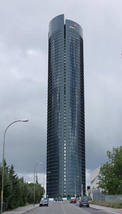 Cuatro Torres - Torre Pwc
