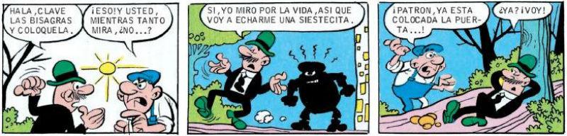 Mini Mundo - Pepe Gotera y Otilio