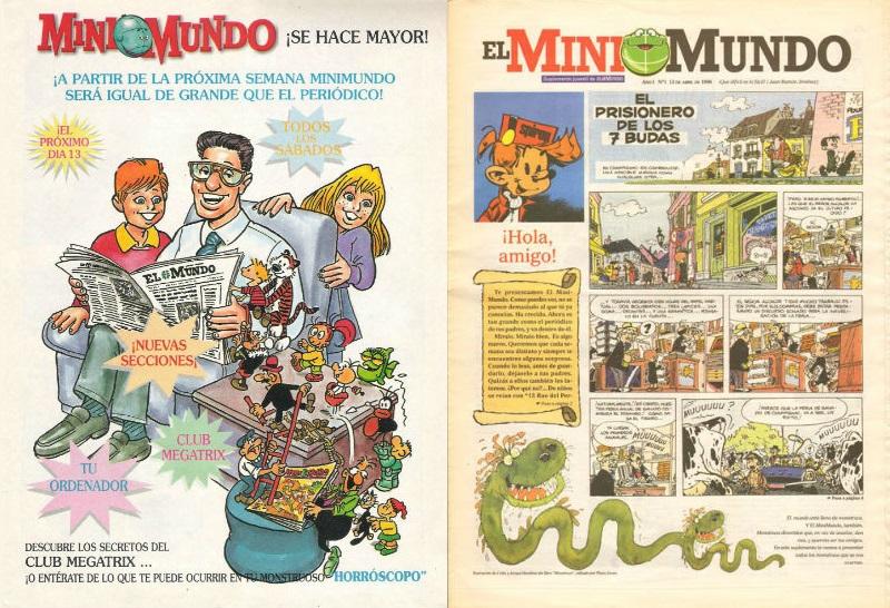 Mini Mundo - Segunda Epoca