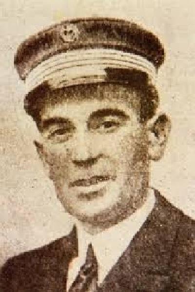 El naufragio del Valbanera - Capitan