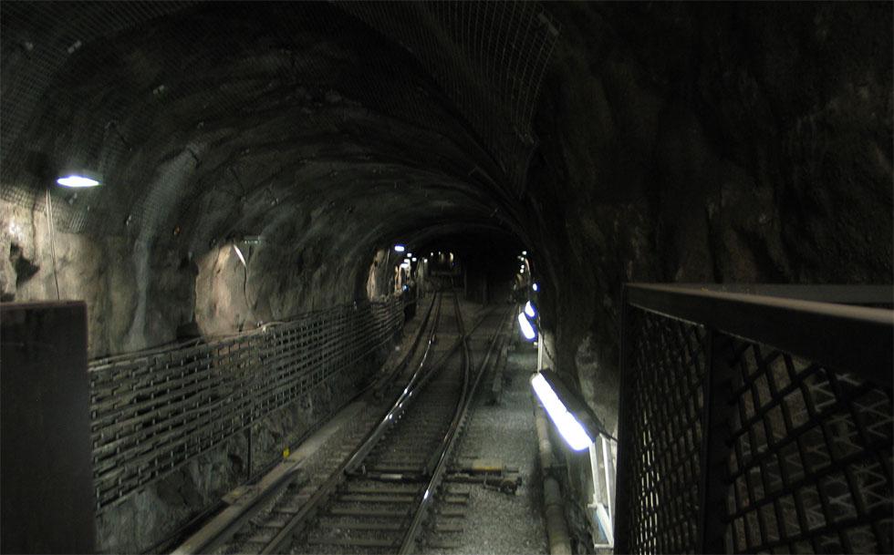 Madrid Subterráneo Túneles Y Secretos De La Villa Ion Litio