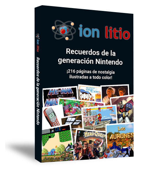 ion litio - El libro