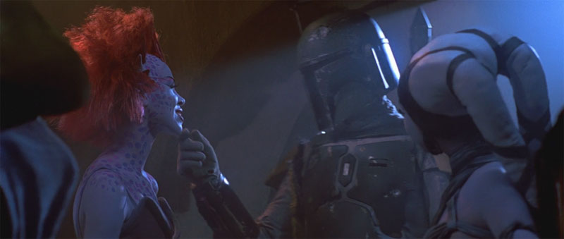 Cambios Star Wars - Bobba Fett