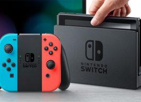 Nintendo Switch, la gran apuesta