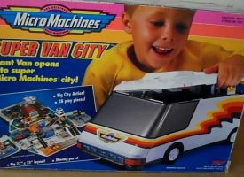La Super Van City de Micro Machines