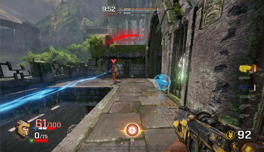 Quake Champions - Deathmatch