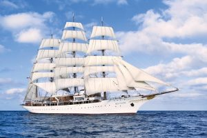 Sea Cloud. La historia de un velero legendario