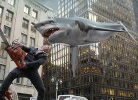Sharknado y el triunfo de lo cutre