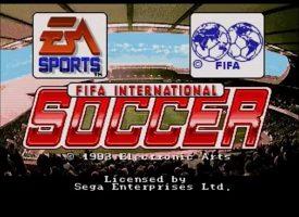 Videojuegos futboleros I: FIFA International Soccer (1993)