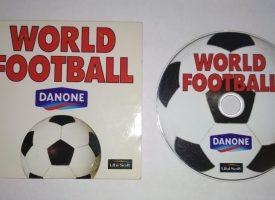 Videojuegos futboleros II: Danone World Football (1998)