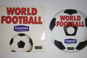 Videojuegos futboleros II: Danone World Football (1998)
