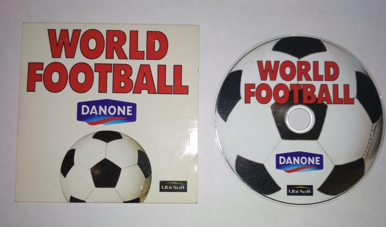 Danone World Football - CD