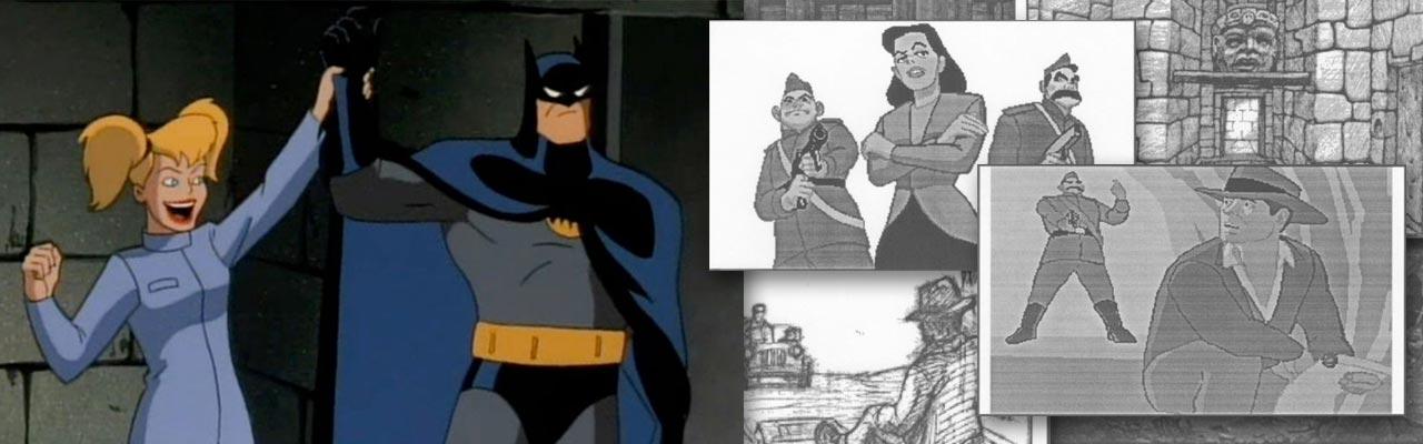 Indiana Jones and the Iron Phoenix - Batman Art Decó