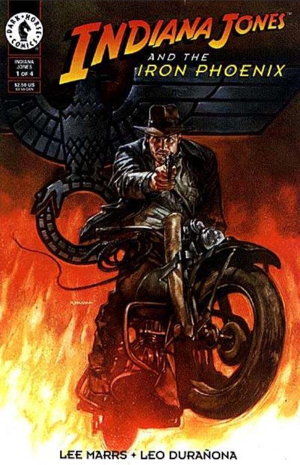 Indiana Jones and the Iron Phoenix - Comic Dark Horse