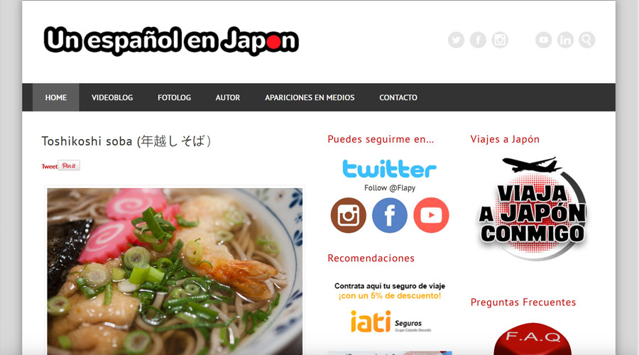 Bloggers - Flapyinjapan