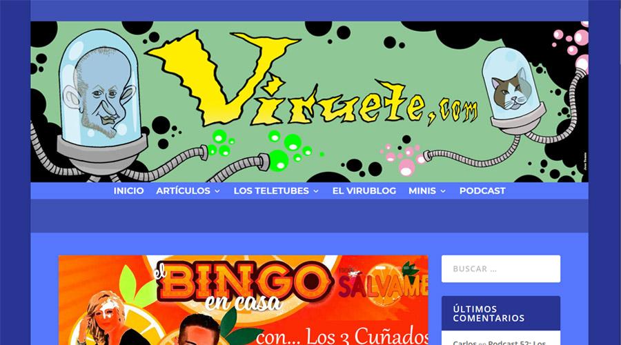 Blog - Viruete.com
