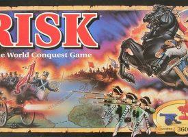 Risk, el juego de conquistar el mundo