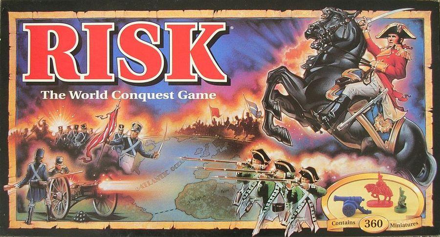 Risk - Caja