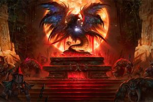 Sangre corrupta: la pandemia virtual de 'World of Warcraft'